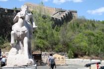 Statue du Général Qi Juguang (1528-1588)