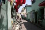 Les dessous de Qibao dans la zone non-touristique