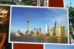 Vue sur Pudong depuis le Bund