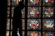 Vitraux de la chapelle Saint-Georges