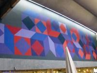 Fresque à Montparnasse