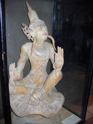 Statue indienne