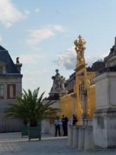 Soirée à Versailles