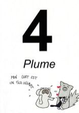 4-plume