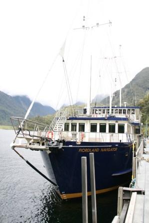 Fiordland Navigator