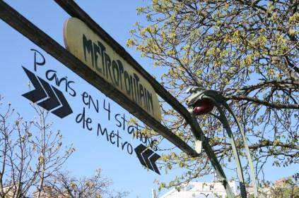 Paris en 4 stations de métro