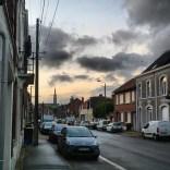 Soir sur le Pas-de-Calais