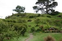 Les collines verdoyantes de la Comté