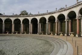 Glacial Rock Flour Garden, Bosquet de la Colonnade, Versailles