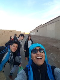 The Morocco explorers