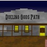 Dueling Gods Path Art