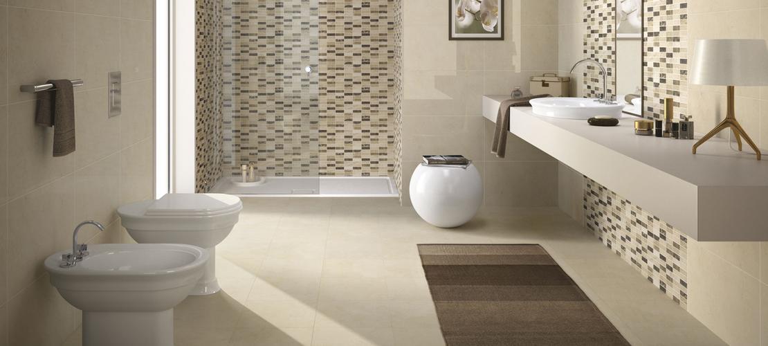 Collezione Game Mosaici di ceramica per bagno e cucina