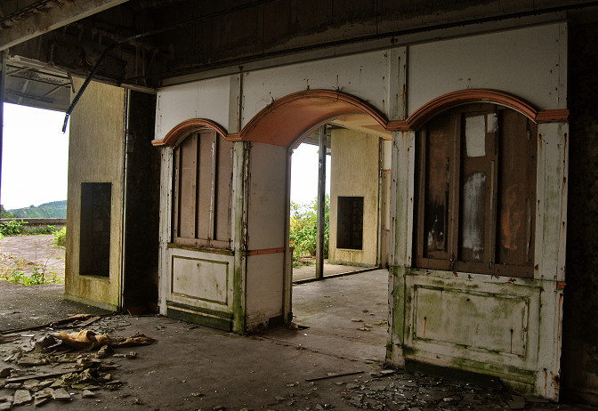 Abandoned Hotel in the Azores  Checking in to the Monte