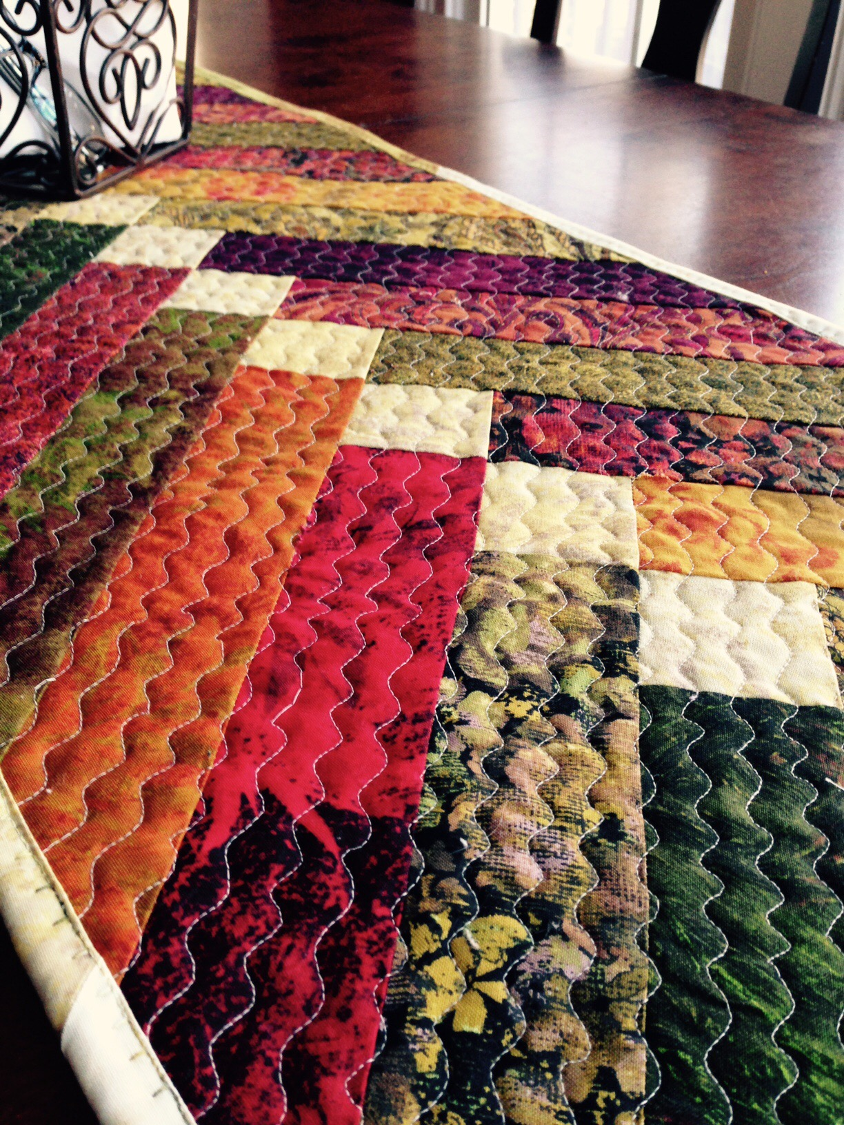 PATTERN 'French Braid Table Runner' 13 X   Etsy