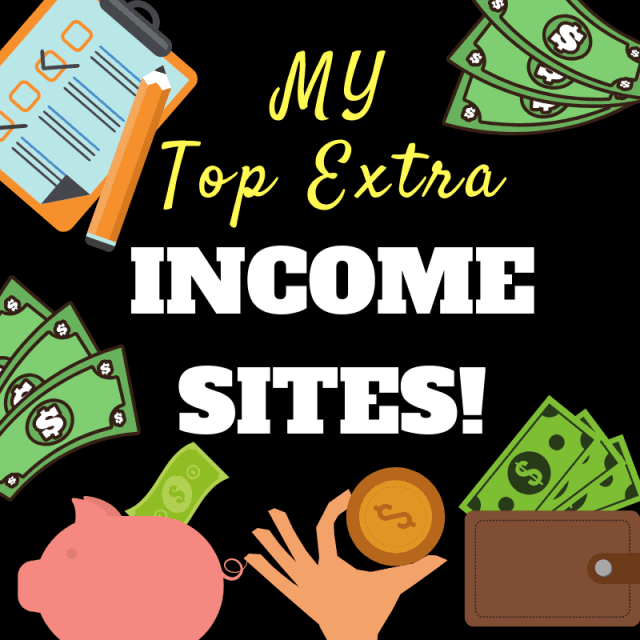 top extra income sites worth joining