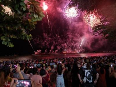 Ilotulitus Pattayalla