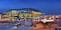 توصيل من مطار هيثرو الى الفندق بورنموث وسط لندن الهايد بارك