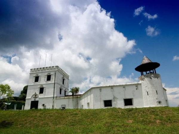 Kubu Margherita terletak di Kuching, Sarawak ini telah siap dibina pada tahun 1879 oleh Sir Charles Brooke.