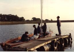 1988 מתאמנים במאגר - כיתת ברוש