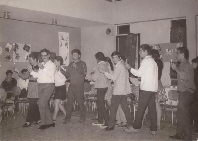 חנוכה, מסיבת ריקודים2