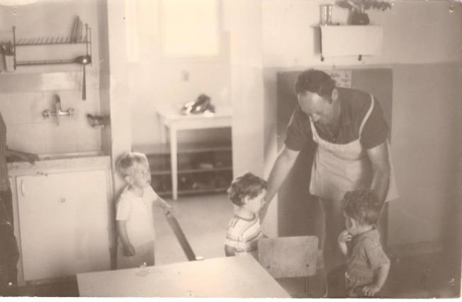 1661 יום החברה 1968 אהרון שפריר נדב ישראלי יובל בן דור נעמה שפריר