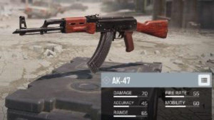5 Senjata Damage Terkuat dan Tersakit di COD Mobile