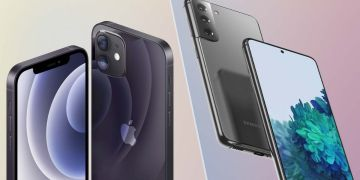 Ternyata Galaxy S21 Lebih Cepat Dari 5G iPhone 12