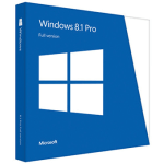MS Windows 8.1 Pro 64 Bit