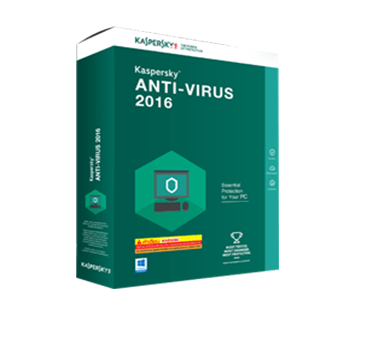 Kaspersky Anti-Virus and Internet Security 2016 3 USER