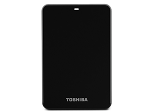 Toshiba 500Gb Portable HDD