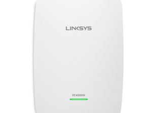 Linksys RE4000W Dual Band Wireless Range Extender