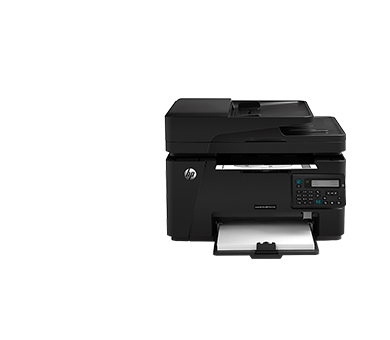 HP LaserJet Pro M127fn Multifunction Printer