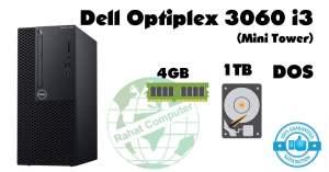 Dell Optiplex 3060 Mini Tower Core i3