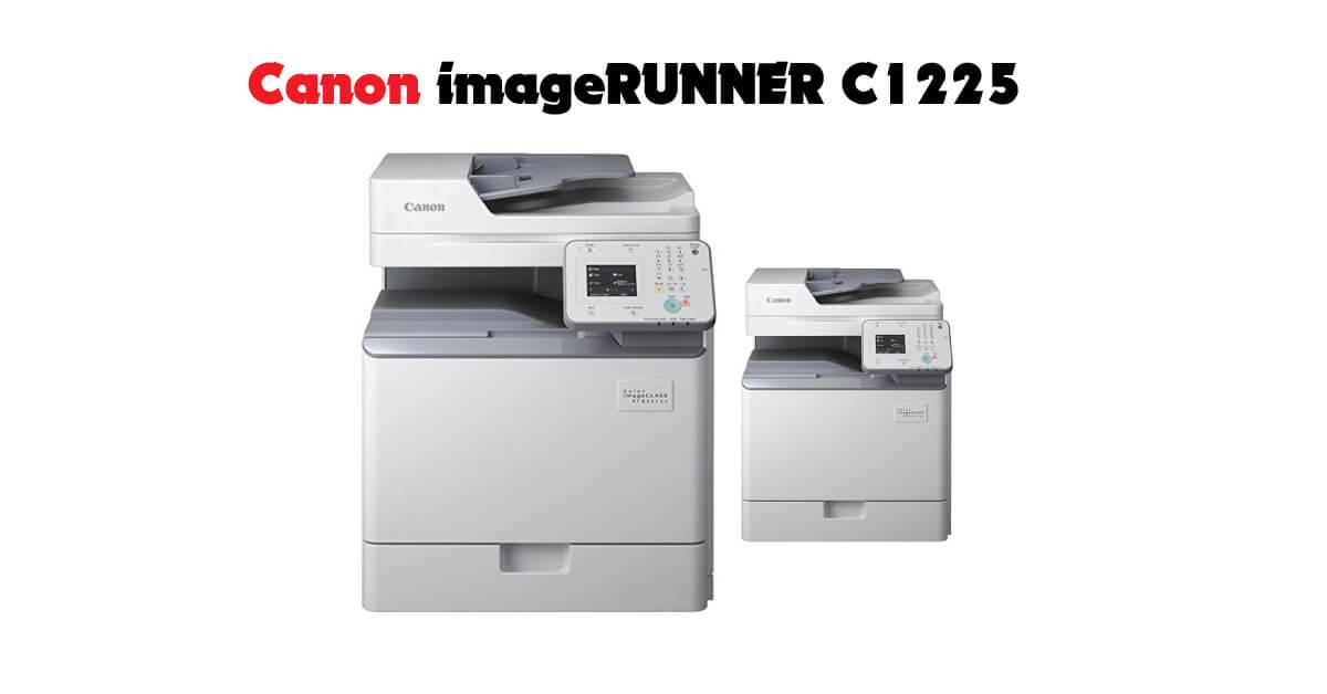 Canon imageRUNNER C1225 Copier