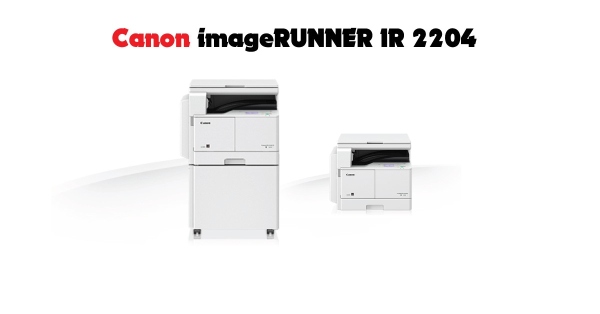 Canon IR 2204 Photocopier