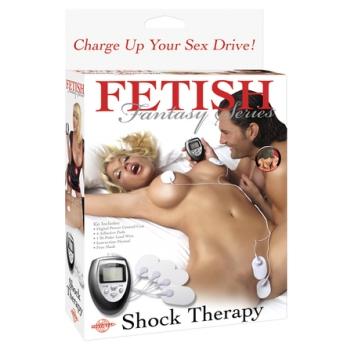 Fetish Fantasy Series Shock Therapy