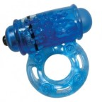O Wow – Super-Powered Vibrating Ring With Screaming O Bullet-Assorted Colors