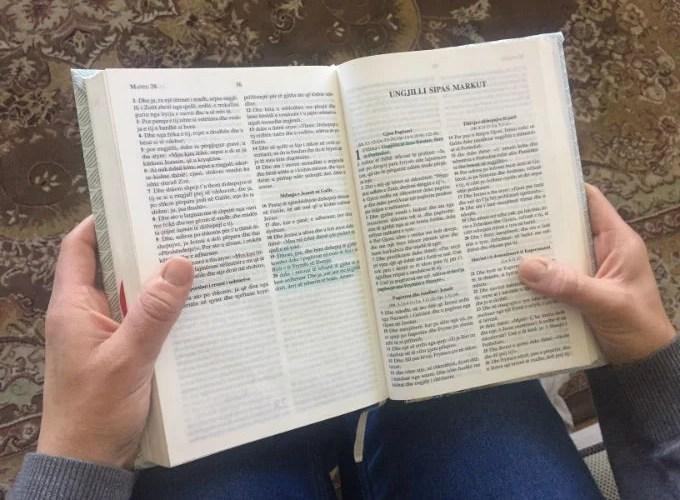 Von der Freude, mit anderen die Bibel zu lesen