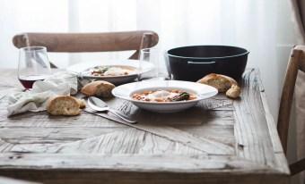Was ein einfaches Tischlied bewirken kann