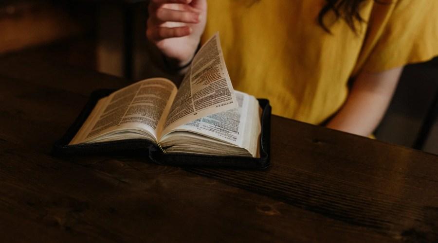 Wie das Bibellesen mit meinen Freundinnen mich bewegt