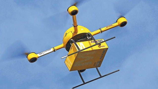 job pilot drona