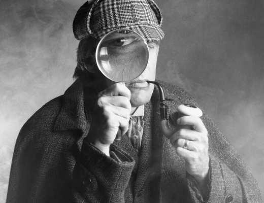 detectiv holmes