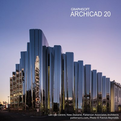 GraphiSoft ArchiCAD 20 Crack