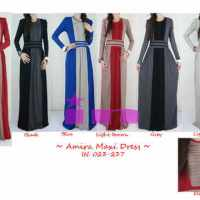 Amira Maxi Dress