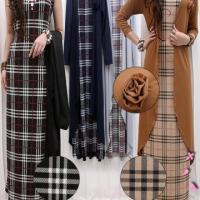 Burberry Maxi Dress