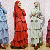 Hijab Ruffle
