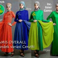 Gamis Overall Ceruti