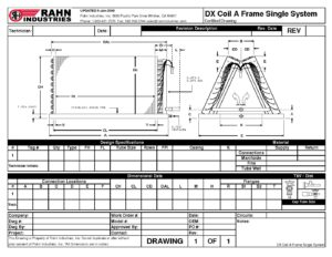 DX-coil-template_A-frame-single-system
