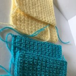Crochet Napkin Holder Rahooqa