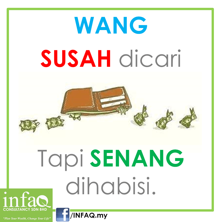 Infografik : Wang Susah Dicari